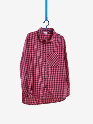 Рубашка клетчатая | 4510675