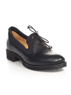Туфли черные | 4511301