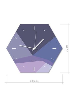 Годинник настінний (34,6х30 см) | 4518921