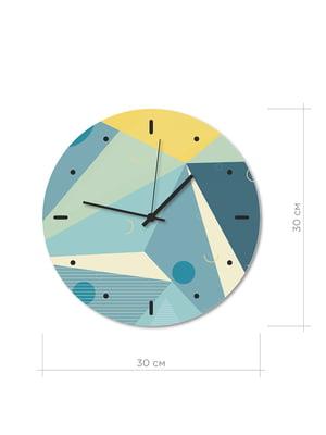 Годинник настінний (30х30 см) | 4518925