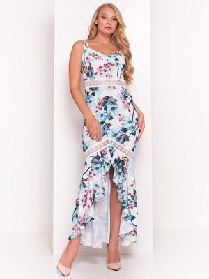Сукня в квітковий принт | 4334423