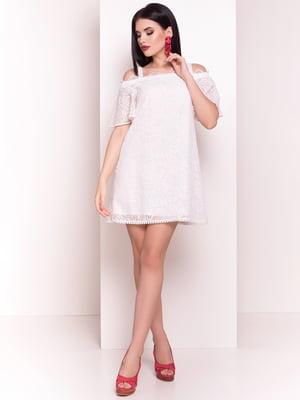 Сукня молочного кольору   4466580