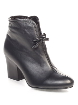 Ботинки черные | 4498230