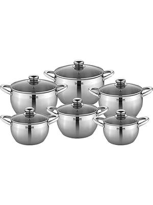 Набор посуды (12 предметов) | 4457082