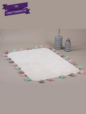 Килимок для ванної кімнати (60х90 см) | 3712857