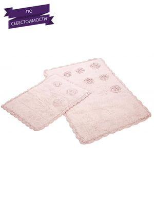 Набор ковриков для ванной (2 шт.) | 4032953
