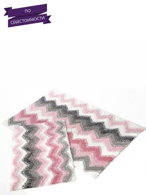 Набір килимків для ванної кімнати (2 шт.) | 4033013