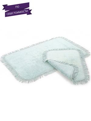 Набір килимків для ванної кімнати (2 шт.) | 4033022