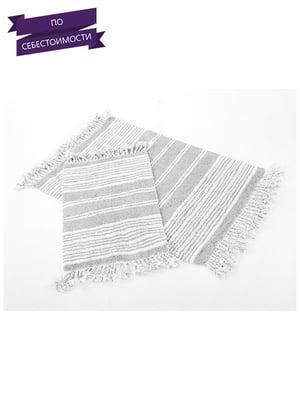 Набор ковриков для ванной (2 шт.) | 4497447