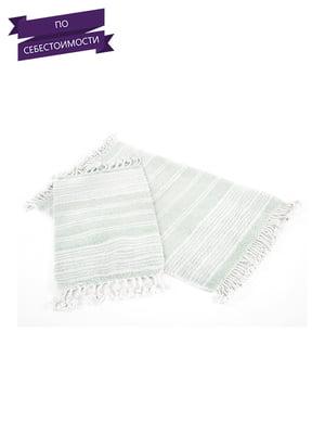 Набор ковриков для ванной (2 шт.) | 4497448