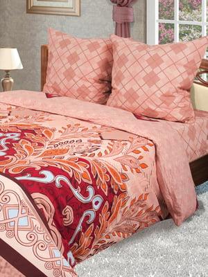 Комплект постельного белья двуспальный (евро) | 4521235