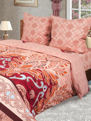 Комплект постельного белья двуспальный (евро плюс) | 4521237