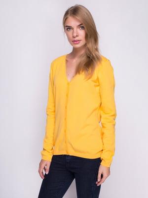 Кофта жовта | 4518827