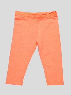 Бриджи оранжевые | 2435495