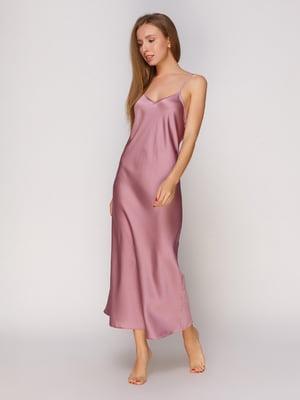 Сорочка нічна рожева | 4519405