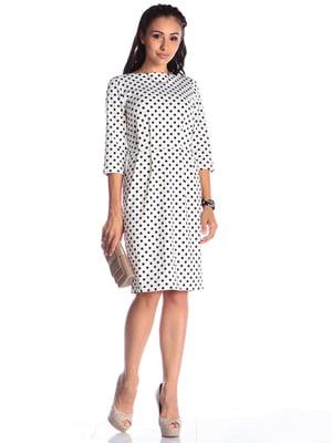 Платье в горошек   4525558
