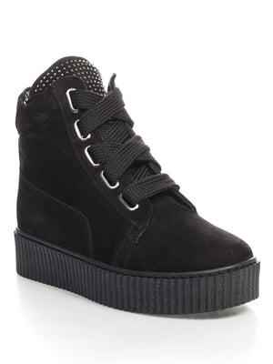 Ботинки черные | 4520850