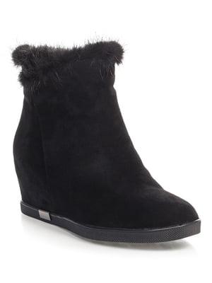 Ботинки черные | 4520848