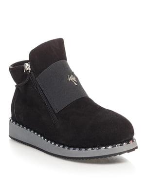 Ботинки черные | 4520847