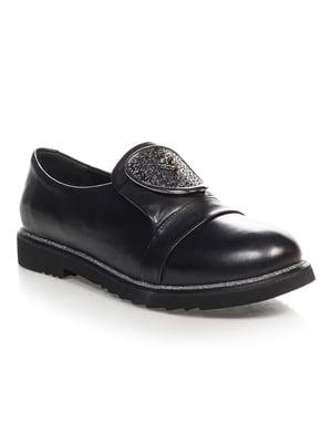 Туфли черные | 4506122