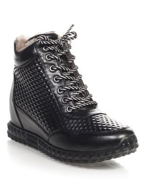 Ботинки черные | 4520835