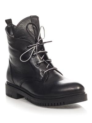 Ботинки черные | 4520834