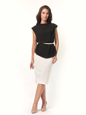 Блуза черная   4527615
