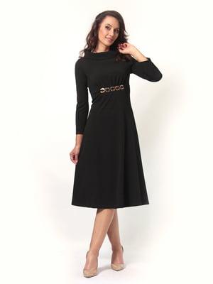 Платье черное | 4527630
