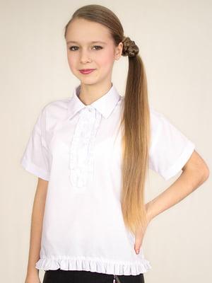 Сорочка біла | 4389420