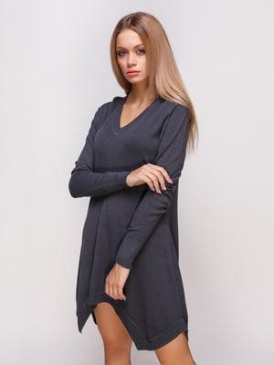 Сукня сіра | 2893468