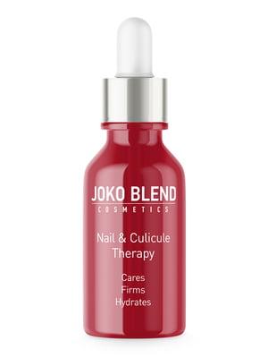 Олія для нігтів і кутикули Nail & Cuticule Therapy (10 мл) - Joko Blend - 4454126