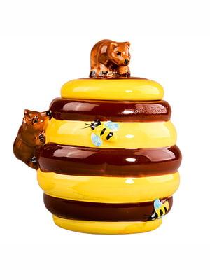 Банка для меда (11х10,2х13,7 см) | 4530153