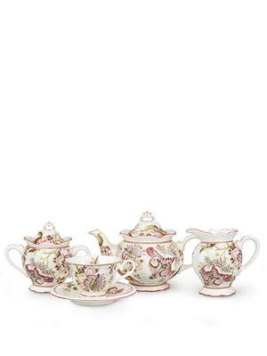 Набір чайний (15 предметів)   4530211