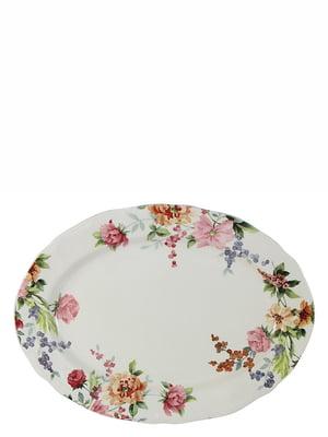 Блюдо «Квітковий сад» (36 см) | 4530331