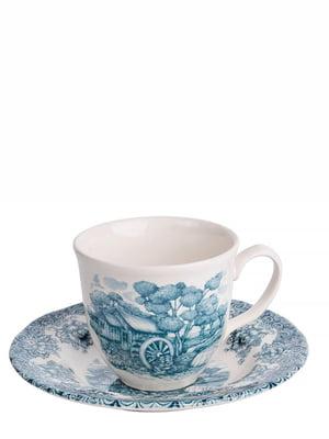 Набір чайний (2 предмета) | 4530339