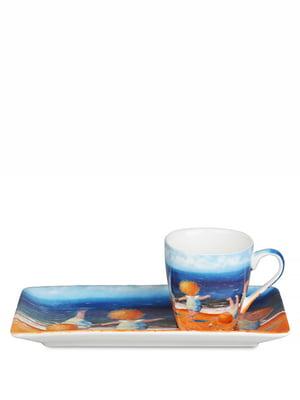 Набір кавовий (2 предмета) | 4530398