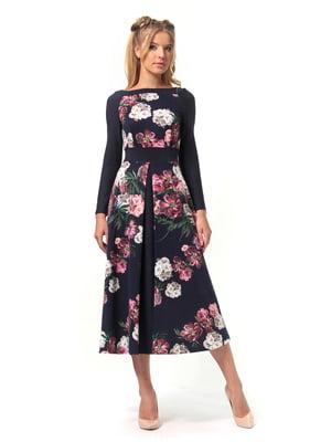 Сукня в квітковий принт | 4529346