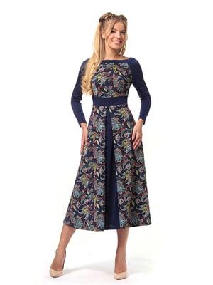 Платье в принт | 4529347