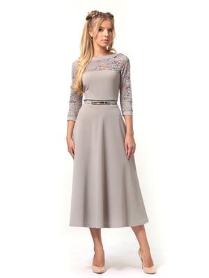 Сукня сіра | 4529358
