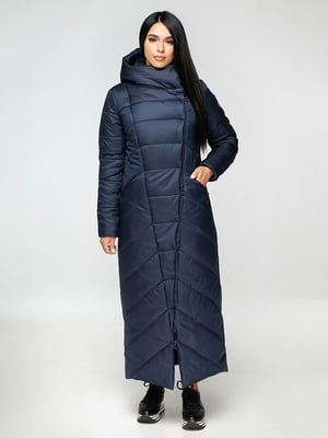 Пальто темно-синее | 4531071