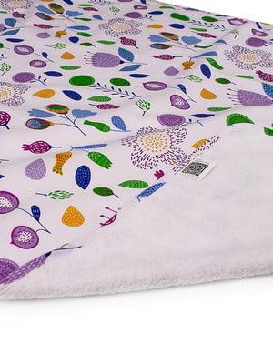 Пеленка двухсторонняя непромокаемая Eco Cotton | 4531241