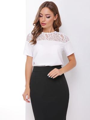 Блуза біла | 4531627