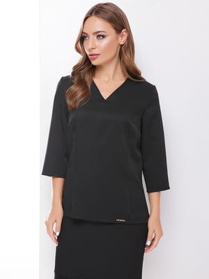 Блуза чорна | 4531634