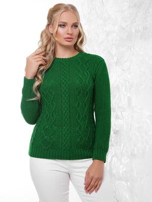 Джемпер зеленый | 4531640