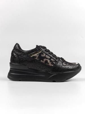 Кроссовки черные | 4533278
