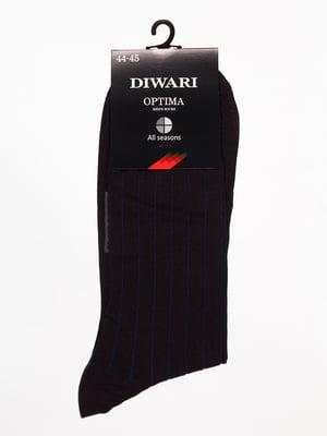 Шкарпетки графітового кольору | 4451187