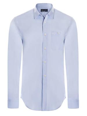 Сорочка блакитна - Fred Perry - 4532611