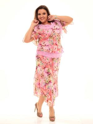 Костюм: блуза и юбка | 4410317