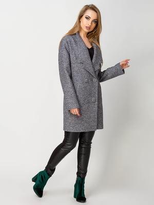 Пальто серое | 4155969