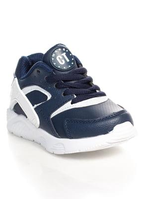 Кросівки синьо-білі | 4404468